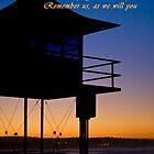 Palm Beach Farewell Card by flexigav