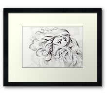 Still Lonely After all These Years Framed Print