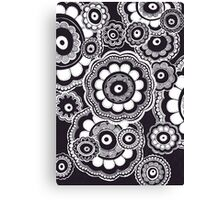 Black and White #12 Canvas Print