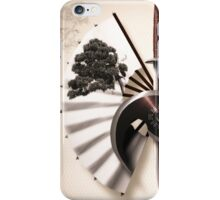 Martial Arts Weapon Series iPhone Case/Skin