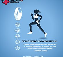 Fitness OPT Health & Fitness Infographic by smithdiana594