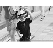 Yoyo Photographic Print