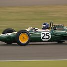 Lotus 25 by Willie Jackson