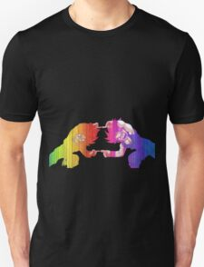 Gotenks's rainbow fusion Unisex T-Shirt