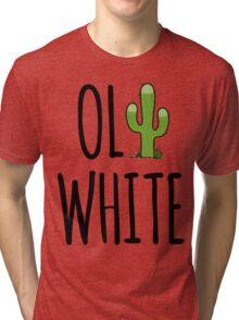 Oli White - Cactus! Tri-blend T-Shirt