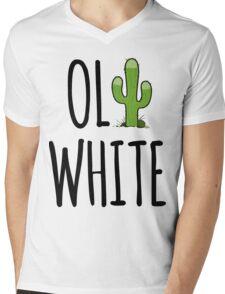 Oli White - Cactus! Mens V-Neck T-Shirt