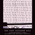 The Rust Coloured Soil: Typewriter by Zombie Rust