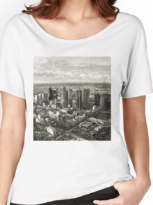 Melbourne City Women's Relaxed Fit T-Shirt