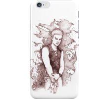 Punk Spike iPhone Case/Skin