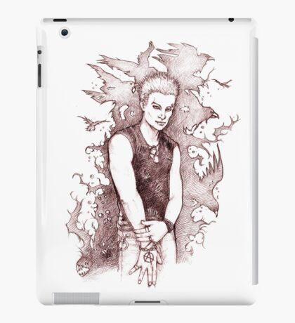 Punk Spike iPad Case/Skin
