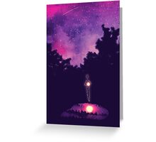 Little lights Greeting Card