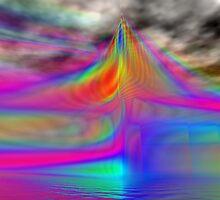 Temple of Light by XadrikXu