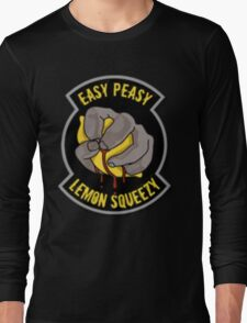 Easy Peasy Long Sleeve T-Shirt