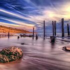 Sensational Seaside Scene by Shannon Rogers