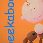 Peekaboo boy by Koekelijn