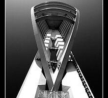 Spinnaker Tower by Gordon Holmes