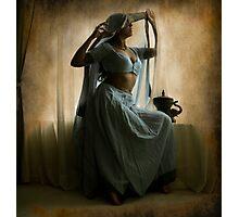 The Veil Photographic Print