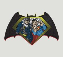 Superman vs. Batman Pawnage T-Shirt