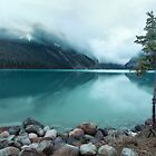 Lake Louise by Margaret Metcalfe