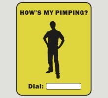 How's My Pimping? by BEWS