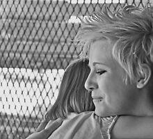 Makenzie Hugs Aunt Val by Jen Waltmon