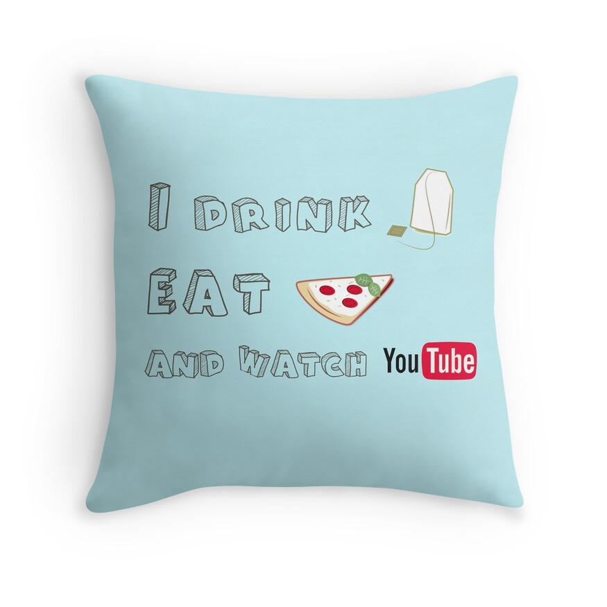 Zoella Throw Pillows :