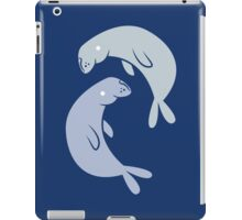 Dugongs  iPad Case/Skin