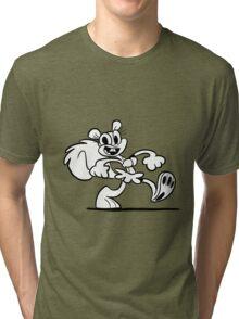 Sandy Cheeks  Tri-blend T-Shirt