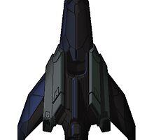 Stealth Cruiser by DarthLlama
