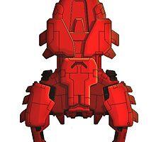 Mantis Cruiser by DarthLlama