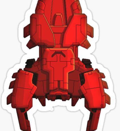 Mantis Cruiser Sticker