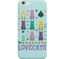 The Lovecats iPhone Case/Skin