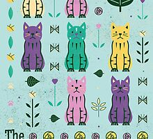 The Lovecats by CarlyWatts