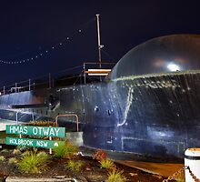 Holbrook Submarine by John Vandeven