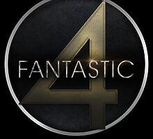 Fantastic 4 by boyangz