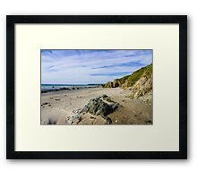 Ocean Escape Framed Print