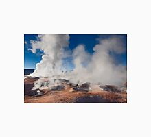 Sol de Manana, steaming geothermal and geyser field Unisex T-Shirt