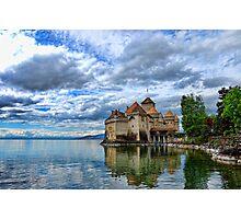 Chateau de Chillon Photographic Print