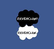 Ravenclaw -TFIOS by Susanna Olmi