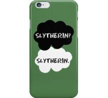 Slytherin - TFIOS iPhone Case/Skin
