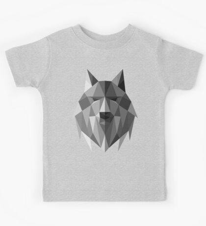 Wolf of The North Kids Tee