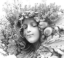 Garden Nymph by Virginia Kelser Jones