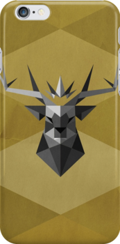 The Crowned Stag by eduardoribas