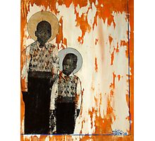 Brother's Keeper Photographic Print