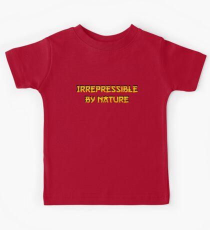 Be irrepressible Kids Tee