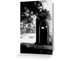 Turret - Newstead Abbey, Nottingham Greeting Card