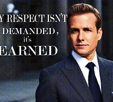 Harvey Specter - Suits by izztoh