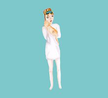 Holly Golightly & Cat by callmegolightly