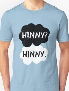 Hinny (Harry&Ginny) - TFIOS Unisex T-Shirt