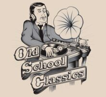Old School Classics by Benjamin Cann
